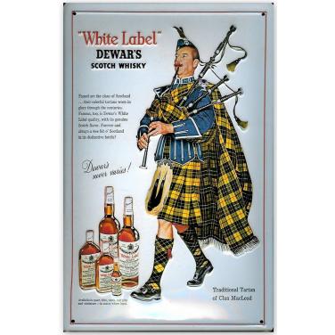 Dewar's White Scotch Whiskey-(20x30cm)