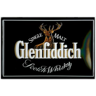 Glenfiddich single malt-(20x30cm)