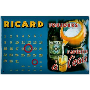 Richard Toujours -(20x30cm)