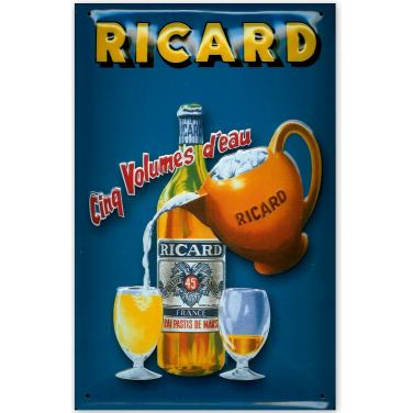 Richard cinq volumes d'eau-(20x30cm)