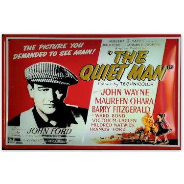 The Quiet Man-red-(20x30cm)