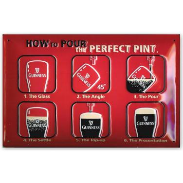 Perfect Pint-(20x30cm)