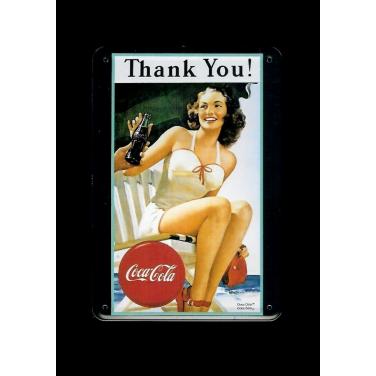 Coca-Cola Thank you-(10x15cm)