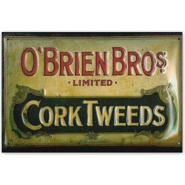 Cork Tweed-(20x30cm)