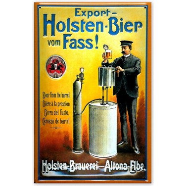 Export Holsten-Bier-(20x30cm)