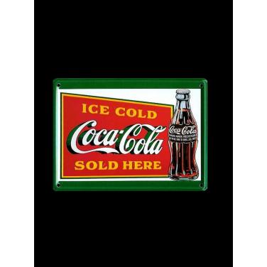 Coca-Cola Sold Her-(8x11cm)