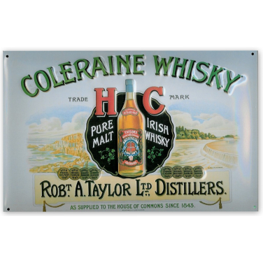 Coleraine Whiskey-(20x30cm)