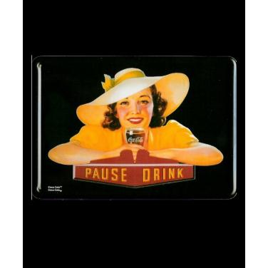 Coca-Cola Pause Drink-(10x15)