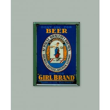 St. Pauli Brauerei Bremen-(8x11cm)