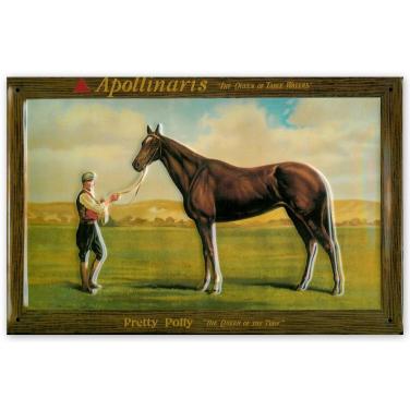 Apollinaris Horse-(20x30cm)