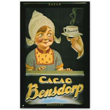 Bensdorp Cacao-(20x30cm)
