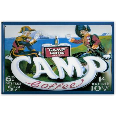 Camp Coffee-(20x30cm)
