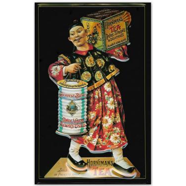 Horniman's Tea-Chinese -(20x30cm)