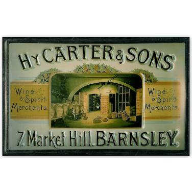 Hy Carter & sons-(20x30cm)