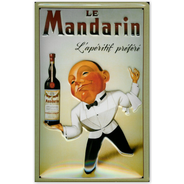 Le Mandarin-(20x30cm)