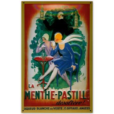 La Menthe-Pastille-(20x30cm)