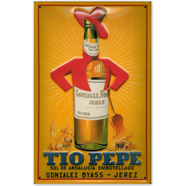 Tio Pepe-(20x30cm)