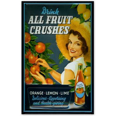 Orange Crush-(20x30cm)
