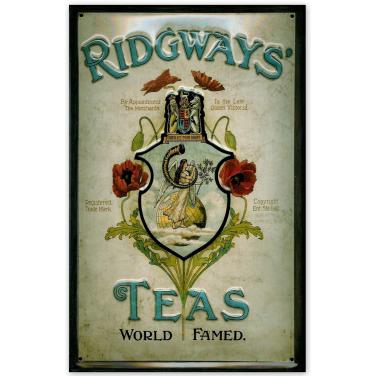 Ridgways' Teas-(20x30cm)