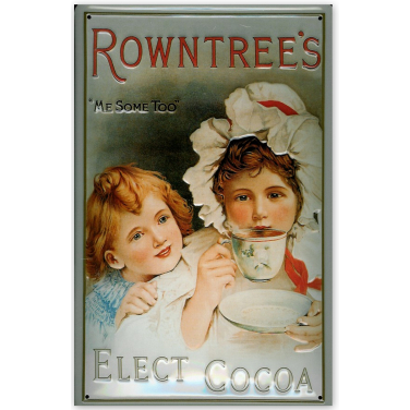 Rowntree's Elect Cocoa-(20x30cm)