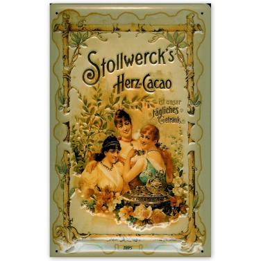 Stollweck's Herz-(20x30cm)