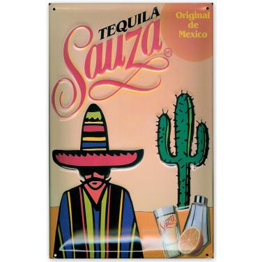 Tequila Sauza -(20x30cm)