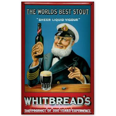 Whitbread's 200 years-(20x30cm)