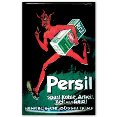 Persil -Running Devil -(20 x 30cm)
