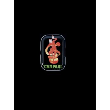 Campari l'aparitif -(5x3,5x2cm)Pill Box