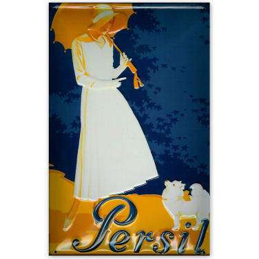 Persil -yellow umbrella-(20 x 30cm)