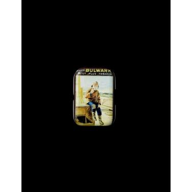 Bulwark Tobacco -(5x3,5x2cm)Pill Box