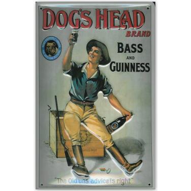 Dog's Head-(20x30cm)