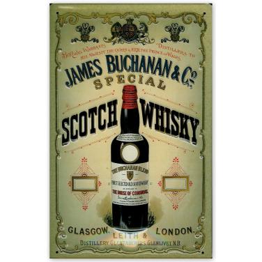 James Buchanan. Special-(20x30cm)