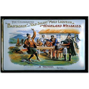 Highland Whiskies-(20x30cm)