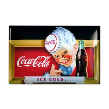 "Coca-Cola ""Ice Cold…""-(20x30cm)"