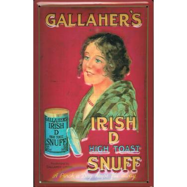 Gallaher's Smoking -(20 x 30cm)