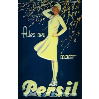 Persil Blau-(20x30cm)