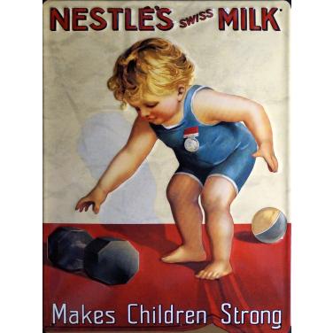 Nestles Strong-(30x40cm)