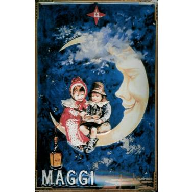Maggi Mond-(20x30cm)