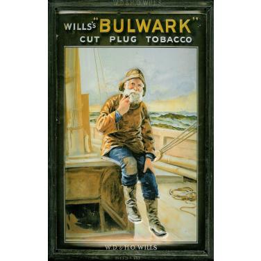 Will's Bulwark-(20x30cm)