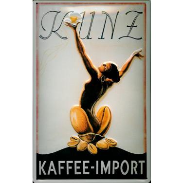 Kunz Kaffee -(20x30cm)