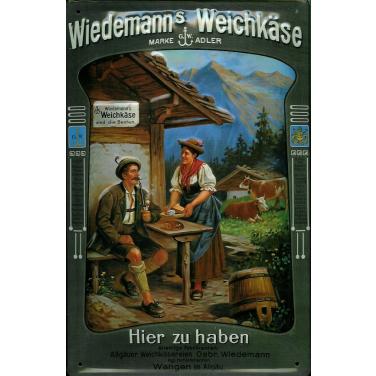 Wiedemanns Weichkäse -(20 x 30cm)