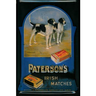 Paterson's Irish Matches-(20 x 30cm)
