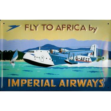 Imperial Airways -(20 x 30cm)