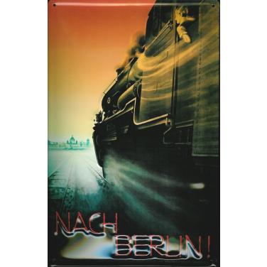 Nach Berlin!-(20 x30cm)