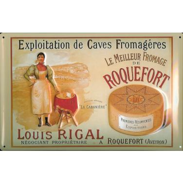 Roquefort  -(20 x 30cm)