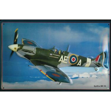 Spitfire MK Vb-(30 x 20cm)