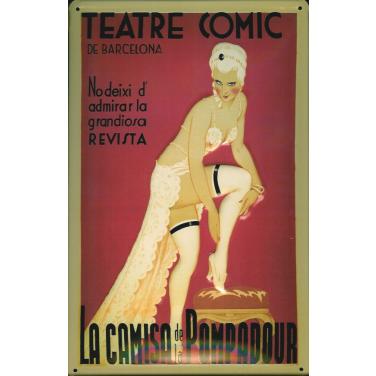 Teatre Comic-(20 x 30cm)