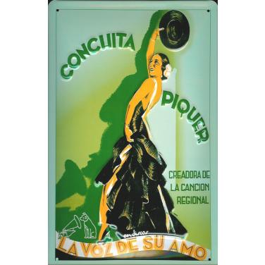 Conchita Piquer-(20 x 30cm)