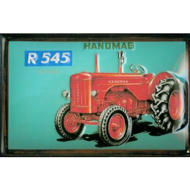 Hanomag R545 Combitrac -(30 x 32cm)